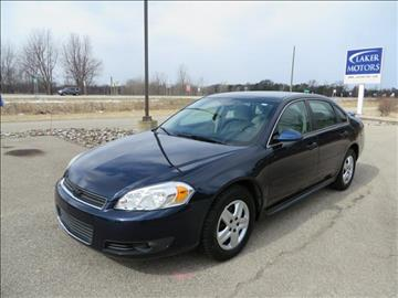 2010 Chevrolet Impala for sale in Gray, MI
