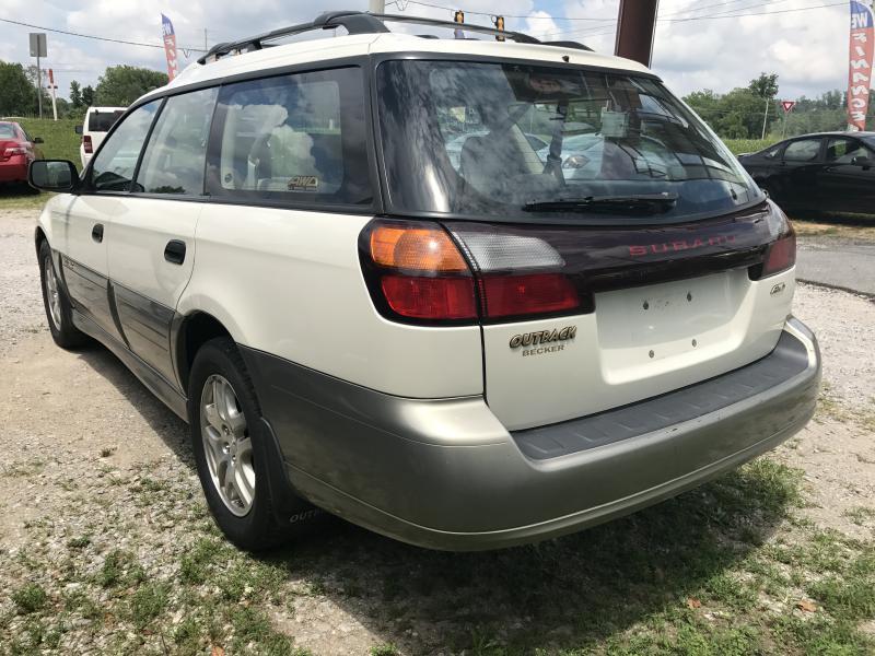2002 Subaru Outback AWD 4dr Wagon - Ringgold GA