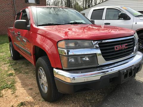 2004 GMC Canyon for sale in Ringgold, GA