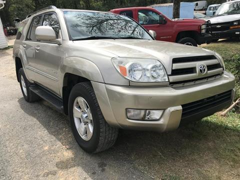 2005 Toyota 4Runner for sale in Ringgold, GA