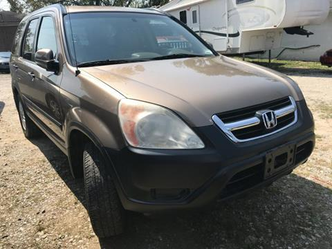 2004 Honda CR-V for sale in Ringgold, GA