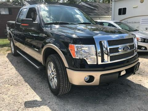 2011 Ford F-150 for sale in Ringgold, GA