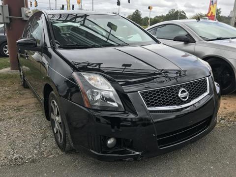 2012 Nissan Sentra for sale in Ringgold, GA