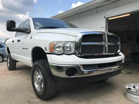 2005 Dodge Ram Pickup 2500 for sale in Ringgold, GA