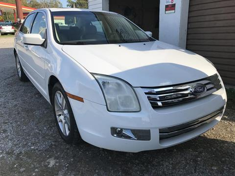 2006 Ford Fusion for sale in Ringgold, GA