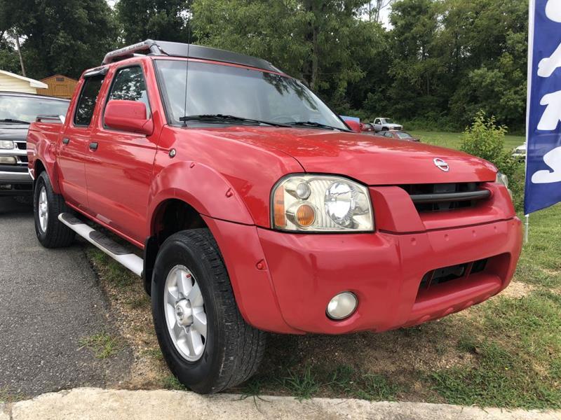 2003 Nissan Frontier CREW CAB XE   Ringgold GA