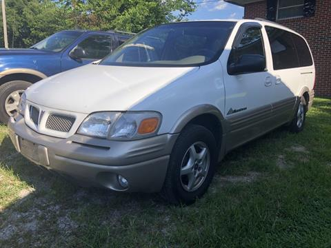 2000 Pontiac Montana for sale in Ringgold, GA