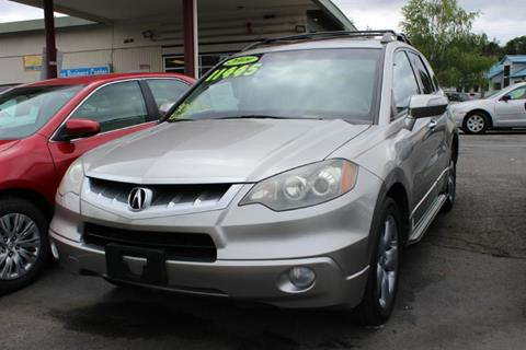 2009 Acura RDX for sale at Bayview Motor Club in Seattle WA