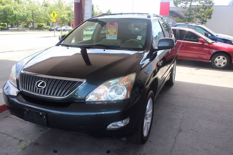 2004 Lexus RX 330 for sale at Bayview Motor Club in Seattle WA