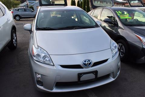 2011 Toyota Prius for sale at Bayview Motor Club in Seattle WA