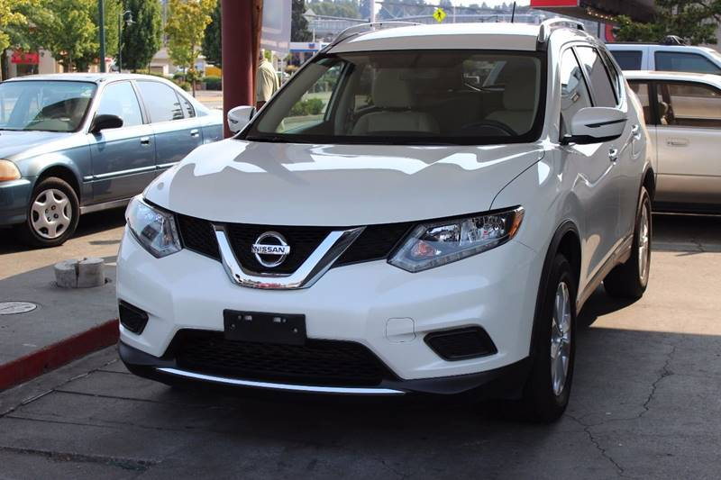 2016 Nissan Rogue for sale at Bayview Motor Club in Seattle WA