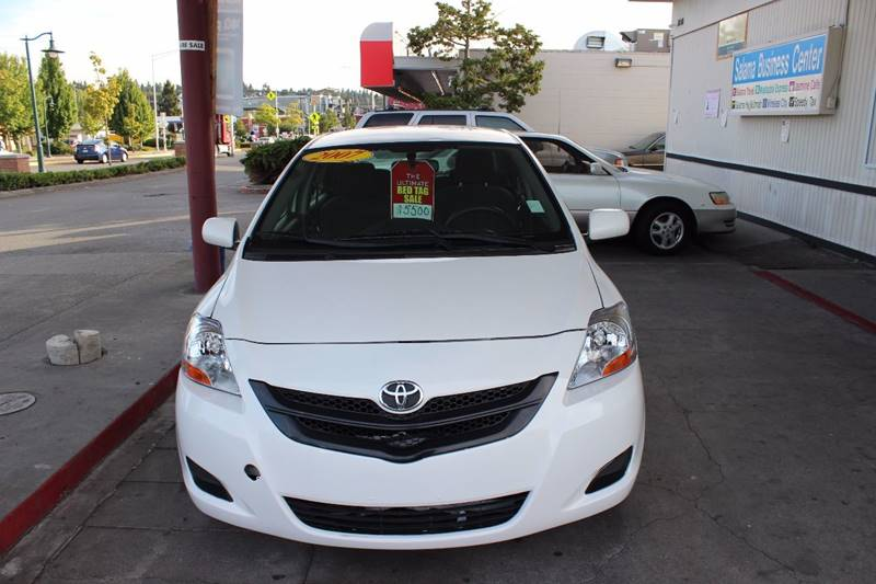 2007 Toyota Yaris for sale at Bayview Motor Club in Seattle WA