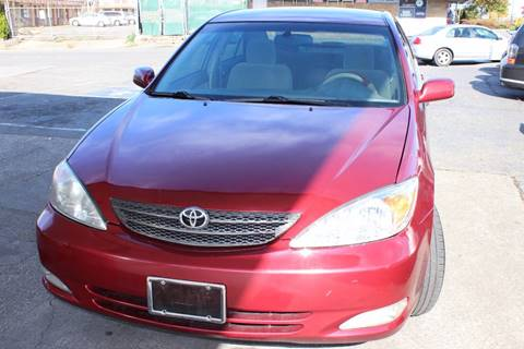 2004 Toyota Camry for sale at Bayview Motor Club, LLC in Seatac WA