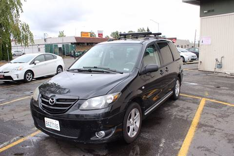 2004 Mazda MPV for sale at Bayview Motor Club in Seattle WA