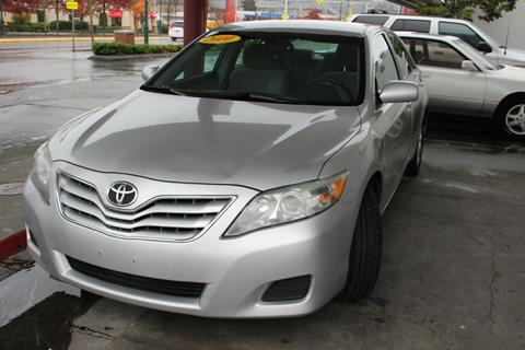 2010 Toyota Camry for sale at Bayview Motor Club, LLC in Seatac WA