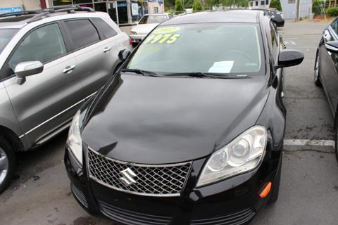 2012 Suzuki Kizashi for sale at Bayview Motor Club, LLC in Seatac WA