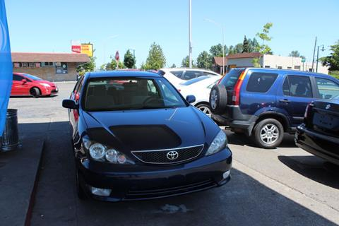 2006 Toyota Camry for sale at Bayview Motor Club, LLC in Seatac WA