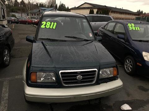 1997 Suzuki Sidekick for sale in Seattle, WA