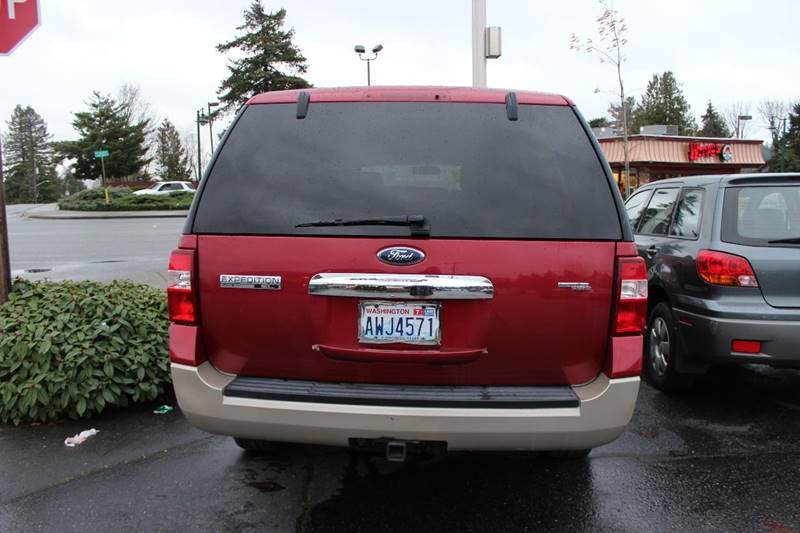 2008 Ford Expedition EL for sale at Bayview Motor Club in Seattle WA