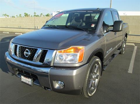 2015 Nissan Titan for sale in Bakersfield, CA