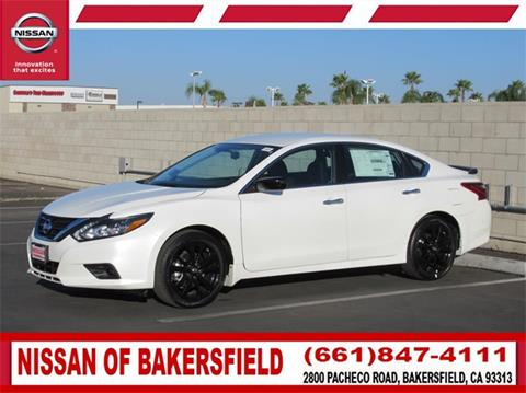 2017 Nissan Altima for sale in Bakersfield, CA