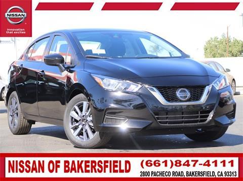 2020 Nissan Versa for sale in Bakersfield, CA