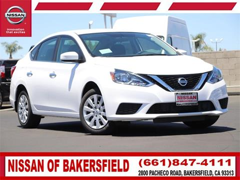 2019 Nissan Sentra for sale in Bakersfield, CA