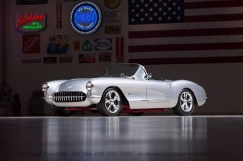 1957 Chevrolet Corvette for sale in Napoleon, OH