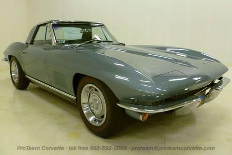 1967 Chevrolet Corvette for sale in Napoleon, OH