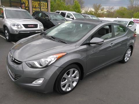 2013 Hyundai Elantra for sale in Taunton, MA