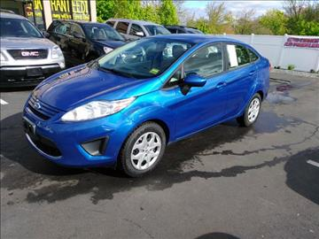 2011 Ford Fiesta for sale in Taunton, MA