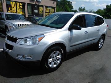 2012 Chevrolet Traverse for sale in Taunton, MA