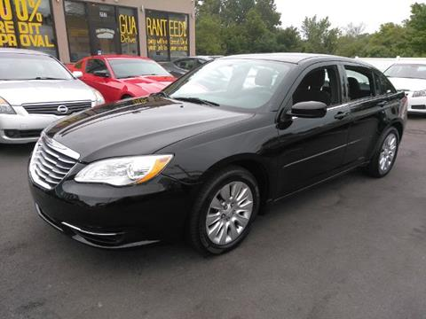 2012 Chrysler 200 for sale in Taunton, MA