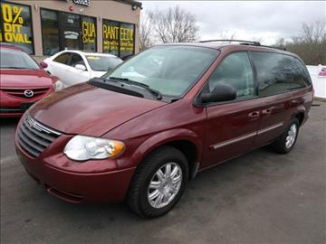 2006 Chrysler Town and Country for sale in Taunton, MA