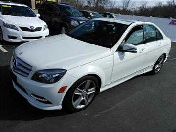 2011 Mercedes-Benz C-Class for sale in Taunton, MA