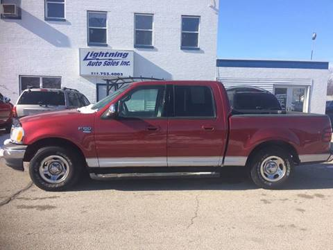 2001 Ford F-150 for sale in Springfield, IL