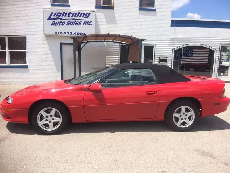 Lightning Auto Sales - Used Cars - Springfield IL Dealer