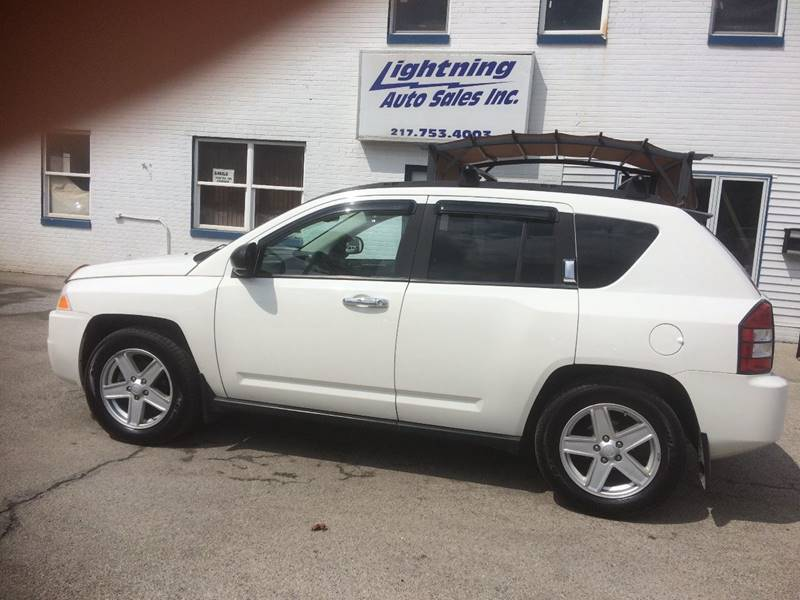 2007 Jeep Compass For Sale At Lightning Auto Sales In Springfield IL