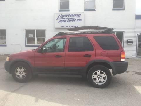 2004 Ford Escape for sale in Springfield, IL