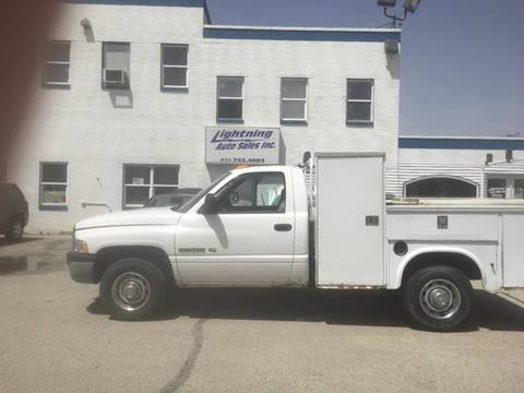 2002 Dodge Ram Chassis 2500 for sale in Springfield, IL
