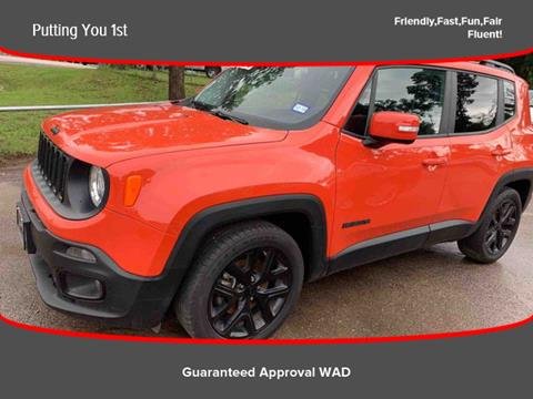 2017 Jeep Renegade for sale in Belton, TX