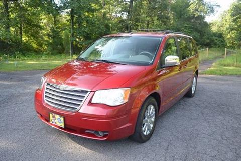 2008 Chrysler Town and Country for sale at AutoPlaza in Manassas VA