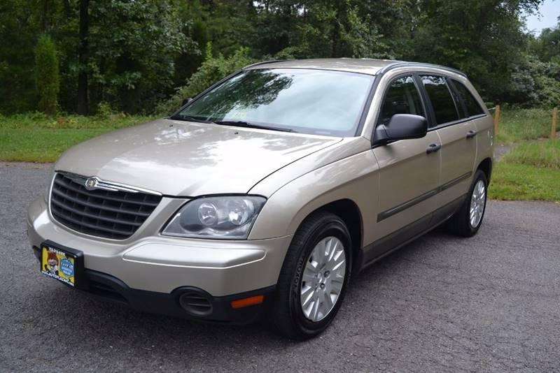 2006 Chrysler Pacifica for sale at AutoPlaza in Manassas VA