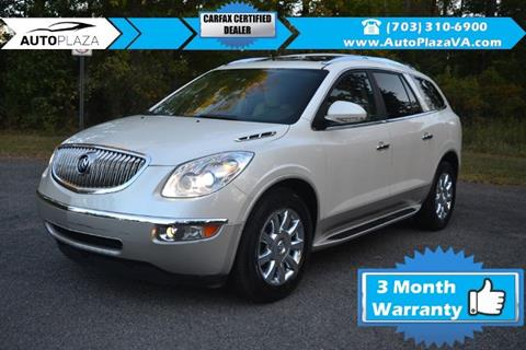 2011 Buick Enclave for sale in Manassas, VA
