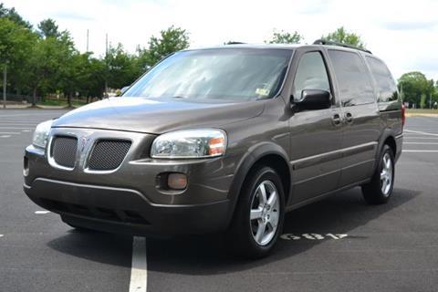 2005 Pontiac Montana SV6 for sale in Manassas, VA