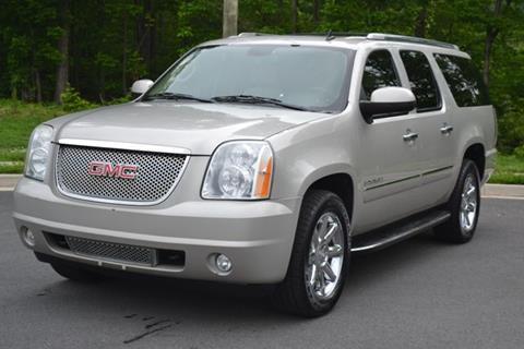 2009 GMC Yukon XL for sale in Manassas, VA