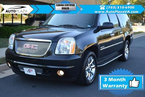 2011 GMC Yukon XL for sale in Manassas, VA