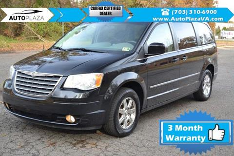 2009 Chrysler Town and Country for sale in Manassas, VA
