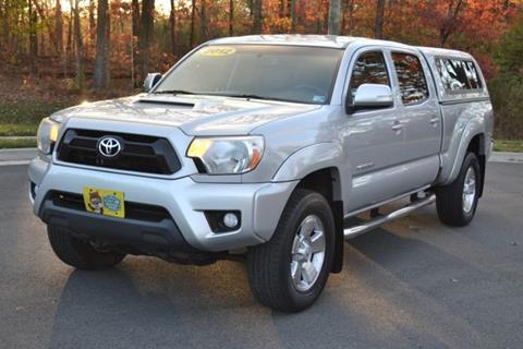 2012 Toyota Tacoma for sale in Manassas, VA