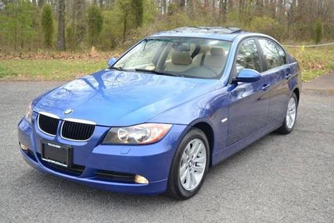 2007 BMW 3 Series for sale at AutoPlaza in Manassas VA